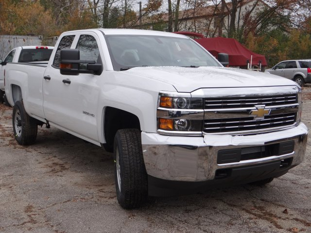 2018 Silverado 3500 Extended Cab Pickup #65172 - photo 5