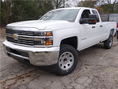 2018 Silverado 3500 Extended Cab Pickup #65172 - photo 1