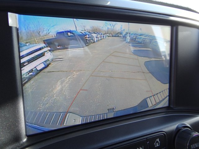 2018 Silverado 2500 Crew Cab 4x4 Pickup #65198 - photo 15