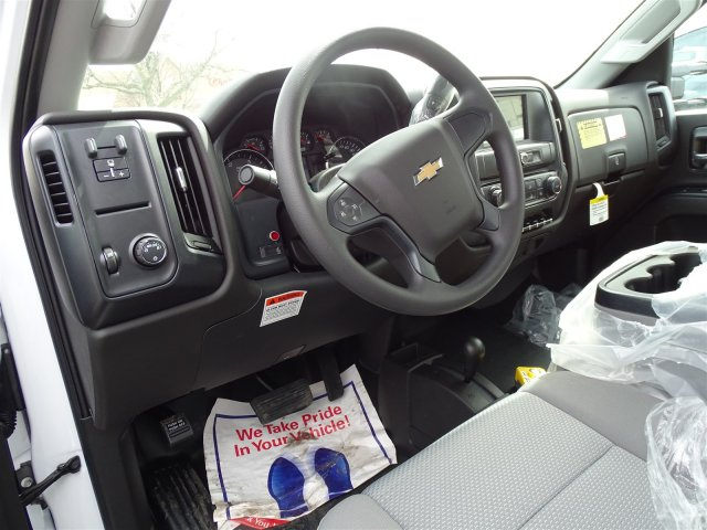 2018 Silverado 3500 Regular Cab DRW 4x4, Monroe MTE-Zee SST Series Dump Body #65247 - photo 10