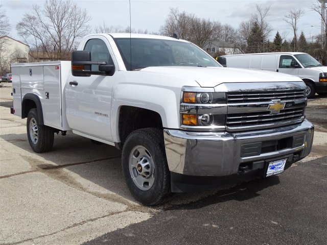 2018 Silverado 2500 Regular Cab,  Monroe MSS II Service Body #65255 - photo 1