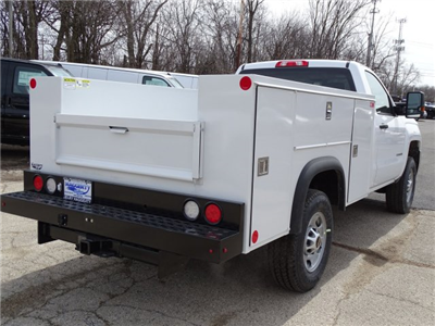 2018 Silverado 2500 Regular Cab,  Monroe MSS II Service Body #65255 - photo 2
