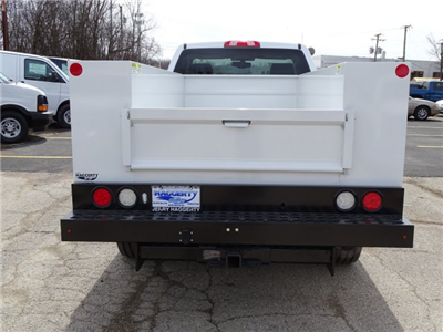 2018 Silverado 2500 Regular Cab,  Monroe MSS II Service Body #65255 - photo 7