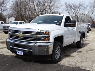 2018 Silverado 2500 Regular Cab,  Monroe MSS II Service Body #65255 - photo 3