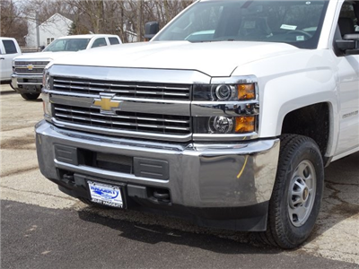 2018 Silverado 2500 Regular Cab,  Monroe MSS II Service Body #65255 - photo 4