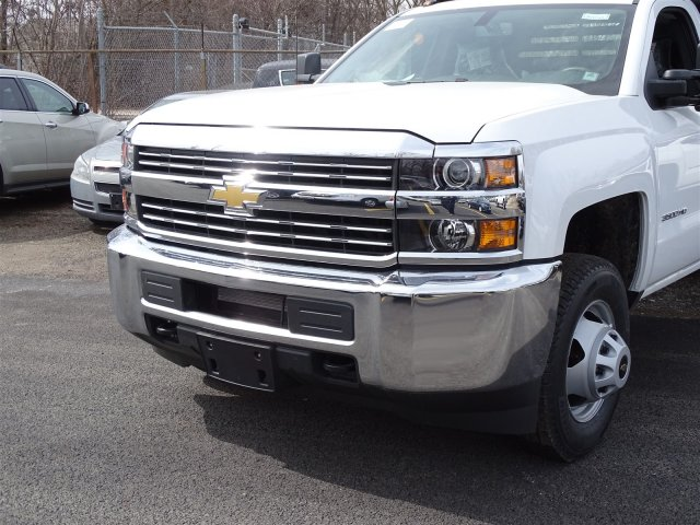 2018 Silverado 3500 Regular Cab DRW 4x2,  Monroe Dump Body #65306 - photo 4