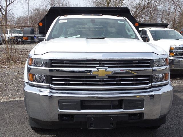2018 Silverado 3500 Regular Cab DRW,  Monroe Dump Body #65306 - photo 5