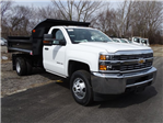 2018 Silverado 3500 Regular Cab DRW 4x2,  Monroe Dump Body #65306 - photo 1