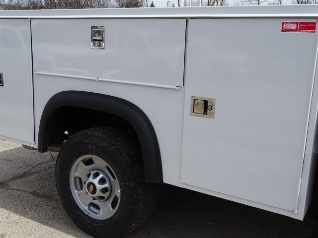 2018 Silverado 2500 Regular Cab 4x4,  Monroe Service Body #65343 - photo 7
