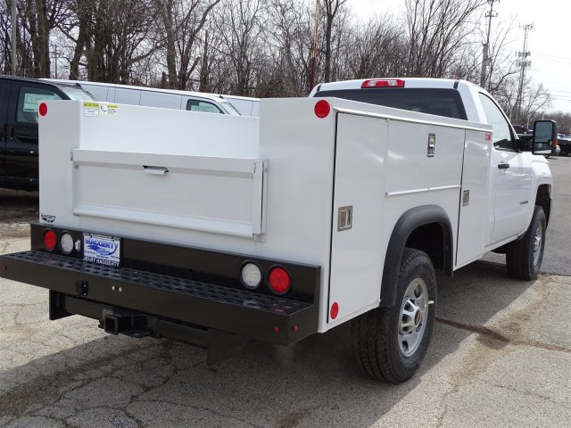 2018 Silverado 2500 Regular Cab 4x4,  Monroe Service Body #65343 - photo 2