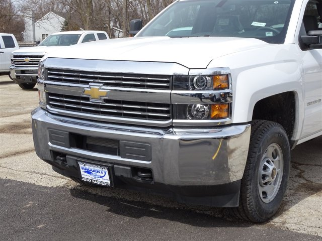 2018 Silverado 2500 Regular Cab 4x4,  Monroe Service Body #65343 - photo 5