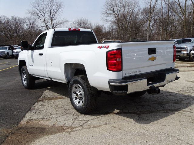 2018 Silverado 3500 Regular Cab 4x4, Pickup #65390 - photo 2