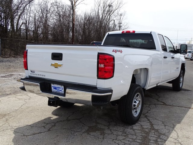 2018 Silverado 2500 Double Cab 4x4, Pickup #65391 - photo 2