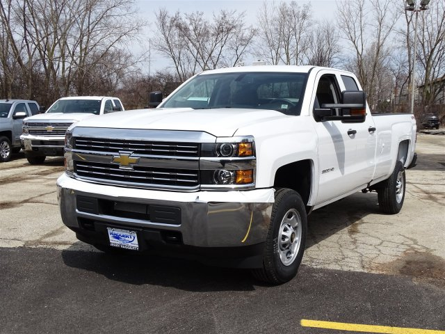 2018 Silverado 2500 Double Cab 4x4, Pickup #65391 - photo 3