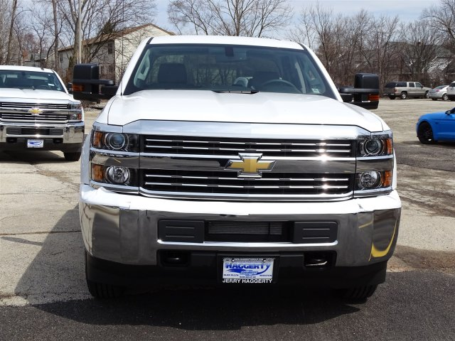 2018 Silverado 2500 Double Cab 4x4, Pickup #65391 - photo 5
