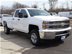 2018 Silverado 2500 Double Cab 4x4, Pickup #65391 - photo 1