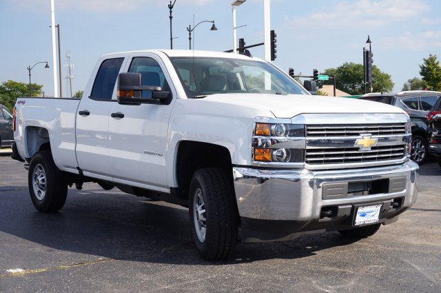 2018 Silverado 2500 Double Cab 4x4,  Pickup #65522 - photo 3