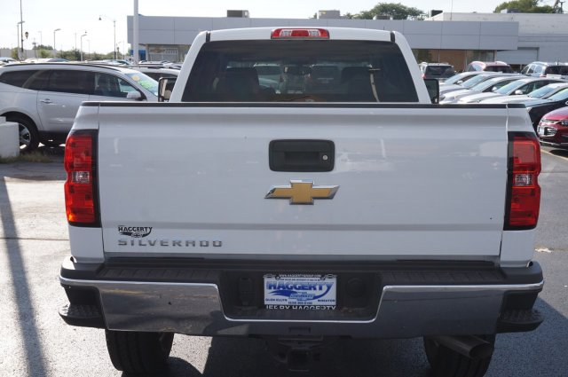 2018 Silverado 2500 Double Cab 4x4,  Pickup #65522 - photo 10