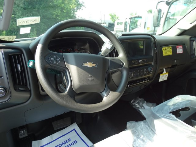 2018 Silverado 3500 Regular Cab DRW 4x2,  Monroe Poly Landscape Dump #65679 - photo 10