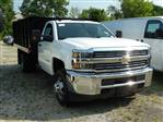 2018 Silverado 3500 Regular Cab DRW 4x2,  Monroe Poly Landscape Dump #65679 - photo 1