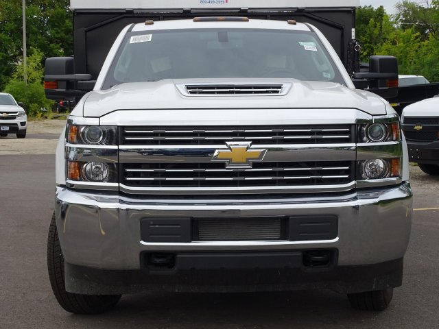 2018 Silverado 3500 Regular Cab DRW 4x4,  Monroe Poly Landscape Dump #65681 - photo 4