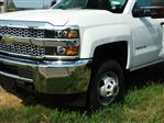 2019 Silverado 3500 Regular Cab DRW 4x4,  Monroe MSS II Service Body #66031 - photo 5