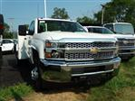 2019 Silverado 3500 Regular Cab DRW 4x4,  Monroe MSS II Service Body #66031 - photo 1
