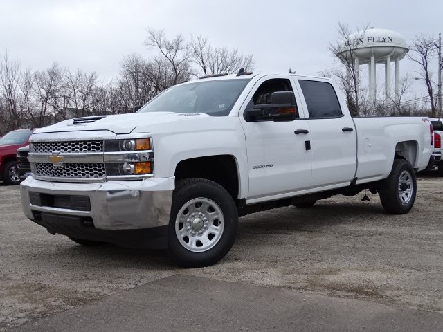 2019 Silverado 3500 Crew Cab 4x4,  Pickup #66270 - photo 1
