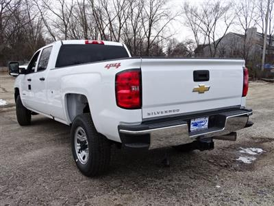 2019 Silverado 3500 Crew Cab 4x4,  Pickup #66270 - photo 2