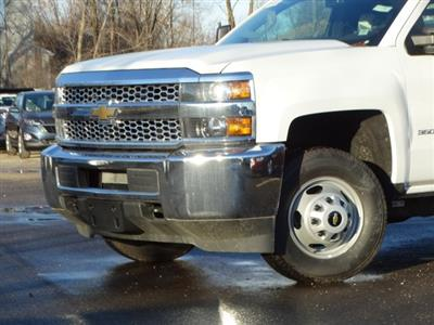 2019 Silverado 3500 Regular Cab DRW 4x2,  Monroe MTE-Zee Dump Body #66282 - photo 2