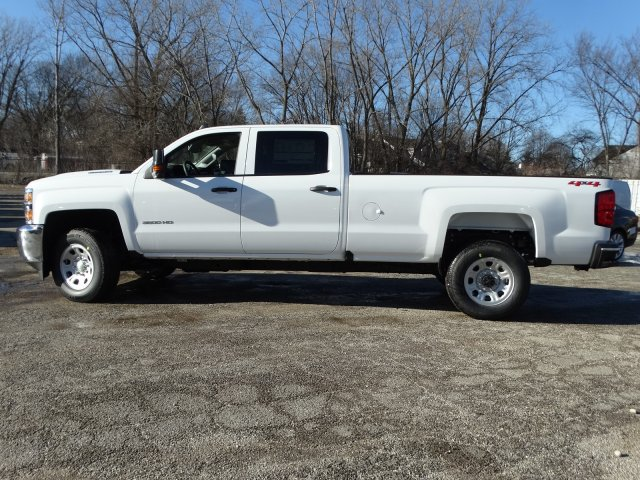2019 Silverado 3500 Crew Cab 4x4,  Pickup #66319 - photo 11