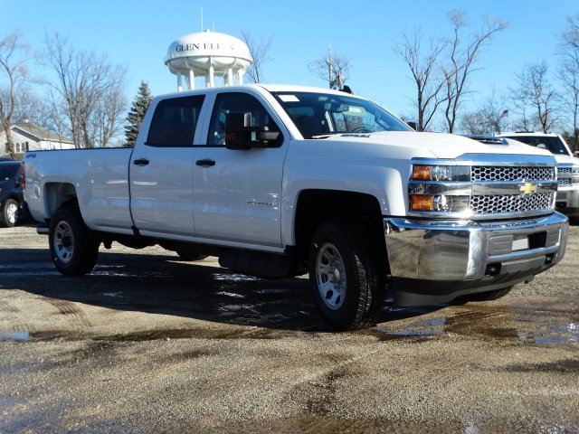 2019 Silverado 3500 Crew Cab 4x4,  Pickup #66319 - photo 4