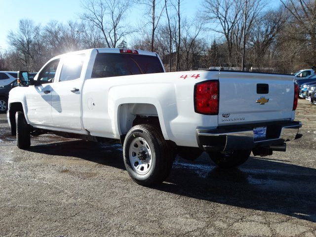 2019 Silverado 3500 Crew Cab 4x4,  Pickup #66319 - photo 2