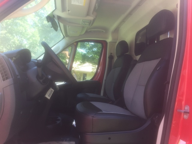 2018 ProMaster 1500 Standard Roof,  Empty Cargo Van #135395 - photo 8