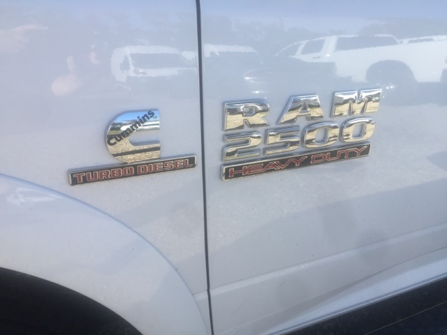 2018 Ram 2500 Crew Cab 4x4, Pickup #26497 - photo 28