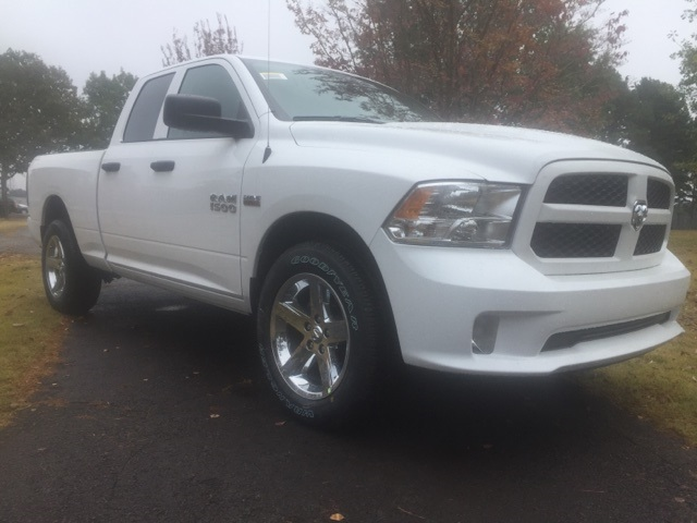 2018 Ram 1500 Quad Cab 4x4,  Pickup #26682 - photo 4