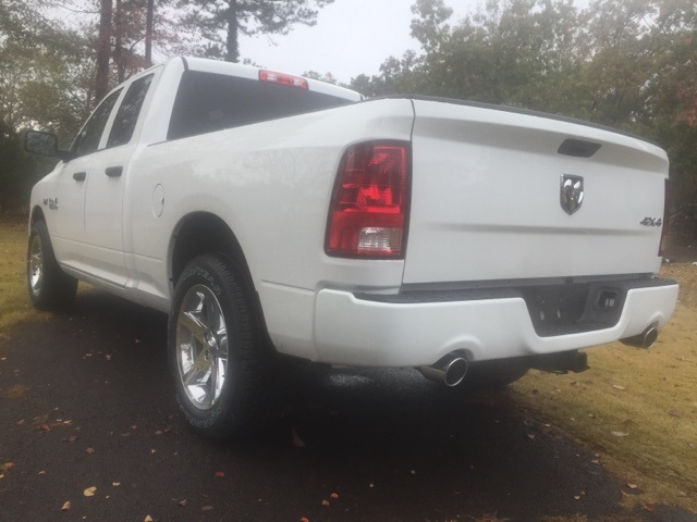 2018 Ram 1500 Quad Cab 4x4,  Pickup #26682 - photo 2