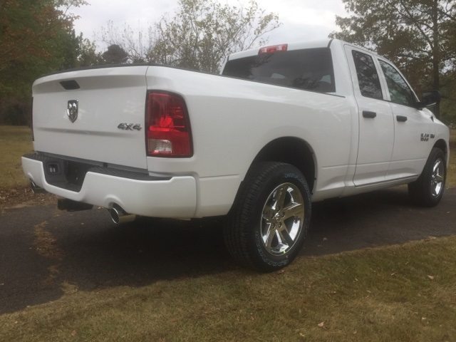 2018 Ram 1500 Quad Cab 4x4,  Pickup #26705 - photo 5