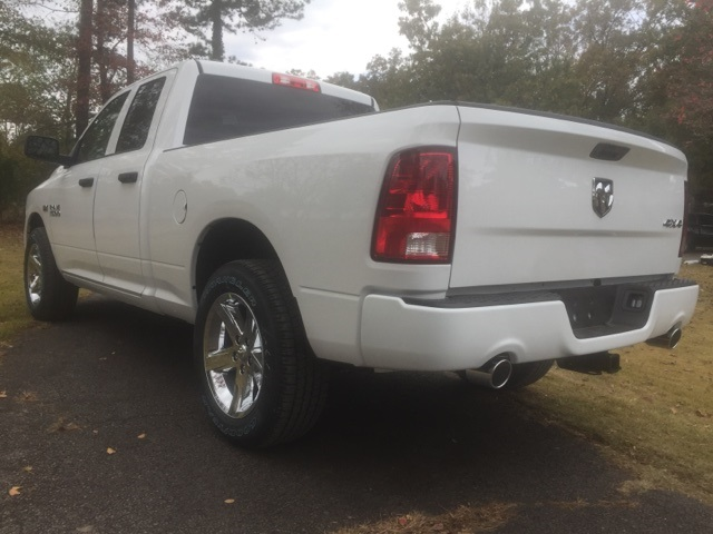 2018 Ram 1500 Quad Cab 4x4,  Pickup #26705 - photo 2
