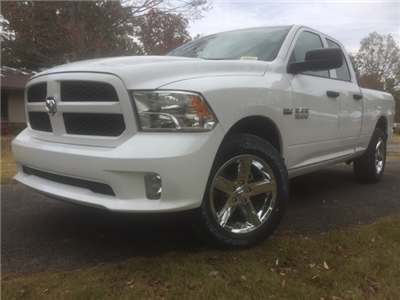 2018 Ram 1500 Quad Cab 4x4, Pickup #26705 - photo 1