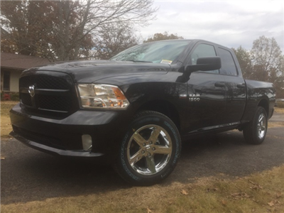 2018 Ram 1500 Quad Cab 4x4, Pickup #26837 - photo 1