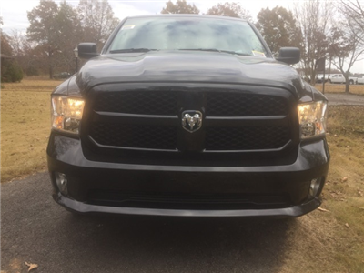 2018 Ram 1500 Quad Cab 4x4, Pickup #26837 - photo 3
