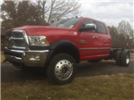 2018 Ram 5500 Crew Cab DRW, Cab Chassis #26844 - photo 1