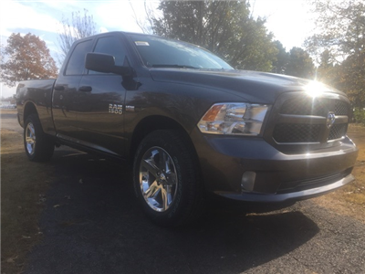 2018 Ram 1500 Quad Cab 4x4, Pickup #26867 - photo 4