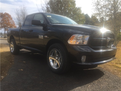 2018 Ram 1500 Quad Cab 4x4, Pickup #26870 - photo 4