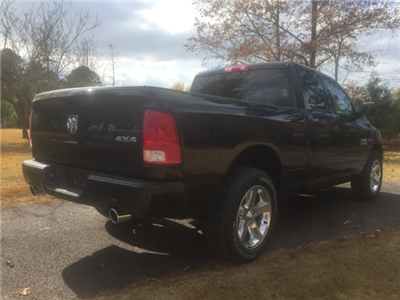 2018 Ram 1500 Quad Cab 4x4, Pickup #26870 - photo 5