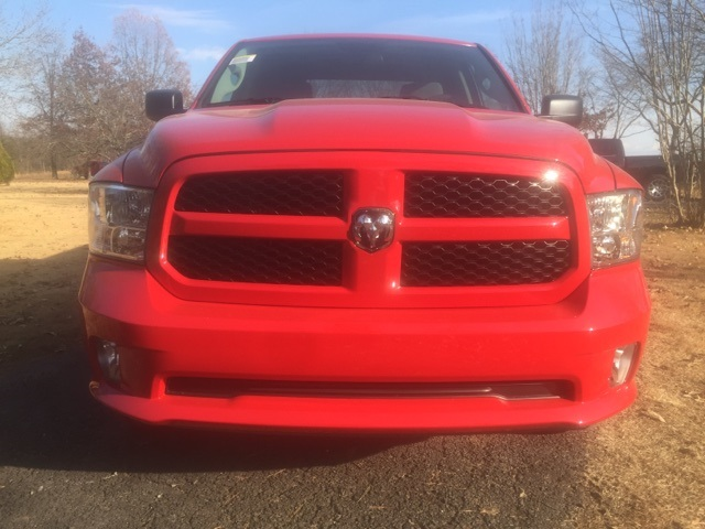 2018 Ram 1500 Quad Cab 4x4,  Pickup #26905 - photo 3