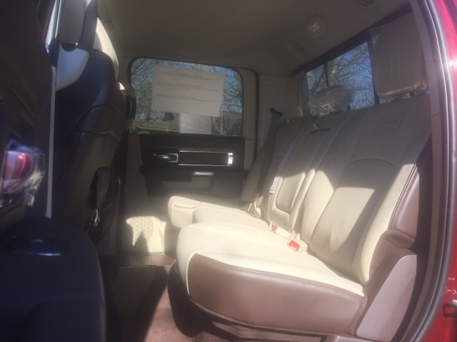 2018 Ram 2500 Crew Cab 4x4,  Pickup #26947 - photo 9