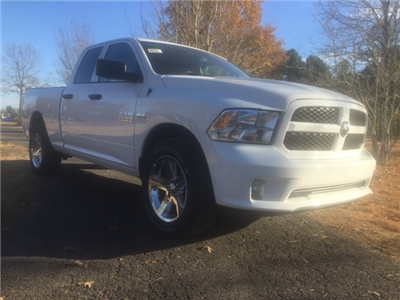 2018 Ram 1500 Quad Cab 4x4,  Pickup #26960 - photo 4