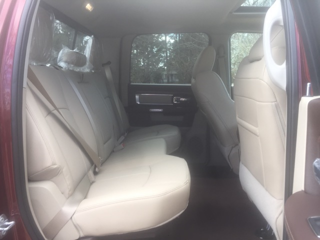 2018 Ram 2500 Crew Cab 4x4, Pickup #27550 - photo 15